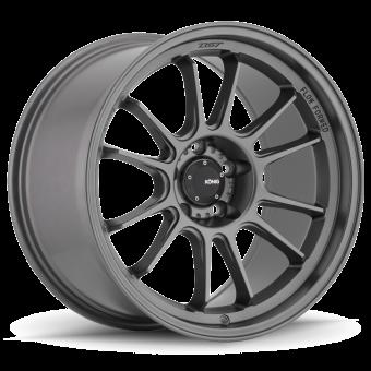 Konig Wheels Hypergram 17x8 4x100 ET40 Matte Grey