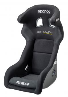 Sparco Circuit Fixed Seat - Black