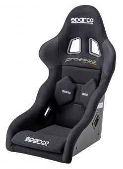 Sparco Pro 2000 Fixed Seat - Black