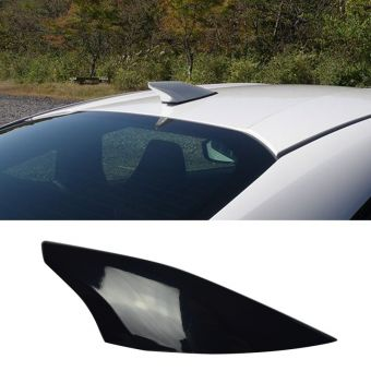 Ikon Motorsports 12-16 BRZ FRS GT-86 ABS Roof Antenna Shark Fin Cover Painted # D4S