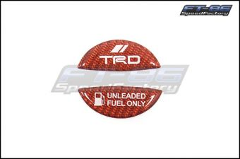 TRD JDM Fuel Cap Garnish - 2013+ FR-S / BRZ / 86