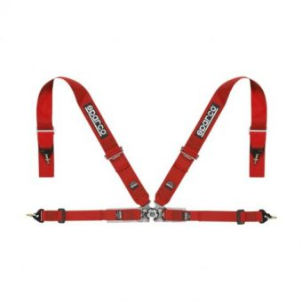 SPARCO 4 POINT FIA APPROVED HARNESS - UNIVERSAL
