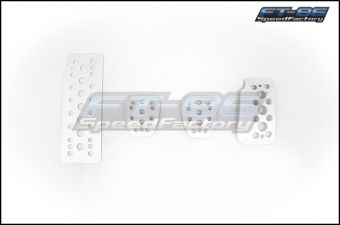 SRP Racing Pedal Set (Satin) - 2013+ FR-S / BRZ