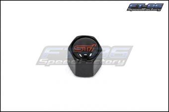 """Subaru """"STI"""" Logo Valve Caps - Universal"""