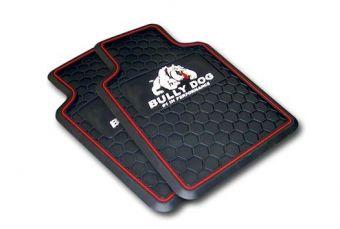 Bully Dog Floor Mats Set of 2 Back back row