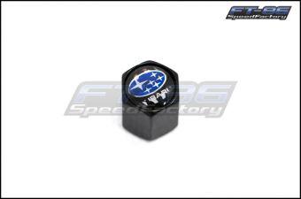 Subaru Logo Valve Caps - Universal