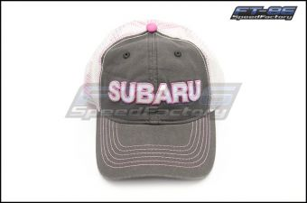 Subaru Ladie's Gray Mesh Cap - Universal