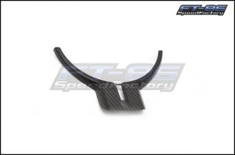 OLM Dry Carbon Fiber Steering Wheel Trim Cover - 2013+ FR-S / BRZ