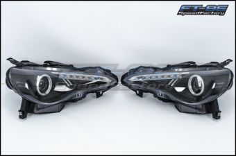 Spyder LED with Halo (HID Package) - 2013+ FR-S