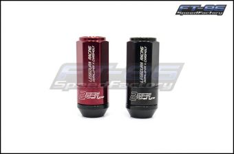 Project Kics Leggdura Racing Shell Type Lug Nut 53mm (Closed-End) - 2013+ FR-S / BRZ / 86