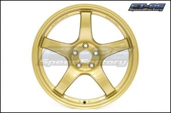 Rays Gram Lights 57CR E8 Gold 17x9 +38 - 2013+ FR-S / BRZ / 86 /