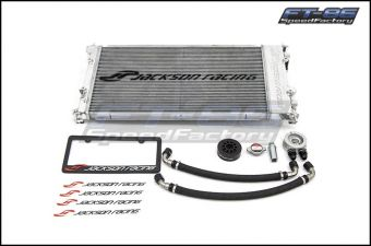 Jackson Racing Dual Radiator and Oil Cooler - 2013+ FR-S / BRZ