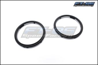 Toyota JDM OEM Black AC Vents (Outer) - 2013+ FR-S / BRZ / 86