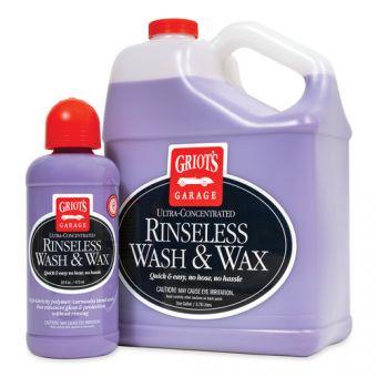 Griots Garage Rinseless Wash & Wax