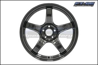 Rays Gram Lights 57CR Glass Black 17x9 +38 - 2013+ FR-S / BRZ / 86 /