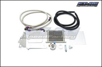 HKS S-Type Oil Cooler Kit - 2013+ FR-S / BRZ