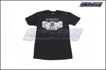 Subaru Happy Boxer T-Shirt - Universal