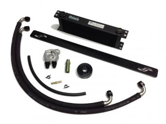Jackson Racing Engine Oil Cooler Kit - 2013+ FR-S / BRZ