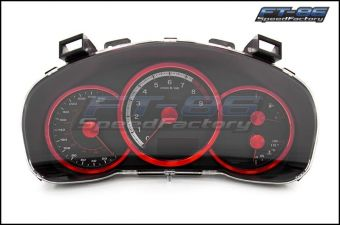 RSP Speedometer Rings and Needle Covers - 2013+ FR-S / 86 Base