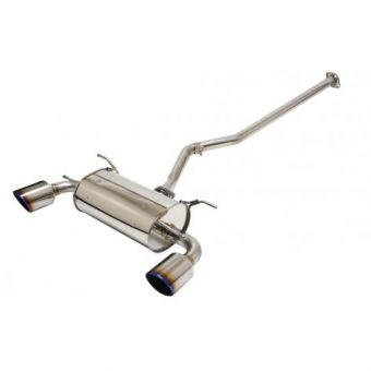 APEXi RS Evo Extreme Catback Exhaust - 2013+ FR-S / BRZ