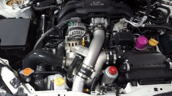 HKS GT V3 Supercharger Pro System (Tuning Required) - 2013+ FR-S / BRZ