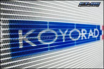 Koyo Aluminum Racing Radiator - 2013+ FR-S / BRZ