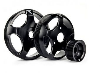 Raceseng S1 3pc Lightweight Pulley Kit - 2013+ FR-S / BRZ