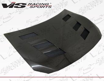 Vis Racing 2013-2015 Scion FRS 2dr AMS Style Carbon Fiber Hood
