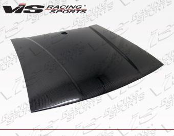 Vis Racing 2013-2016 Scion FRS 2dr Oem Style Carbon Fiber Roof Skin