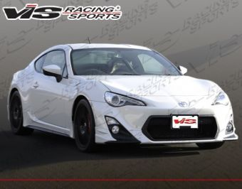 Vis Racing 2013-2015 Scion FRS 2dr Techno R Side Skirts