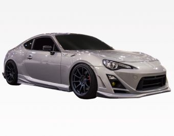 Vis Racing 2013-2016 Scion FRS 2dr Ultra V Full Kit