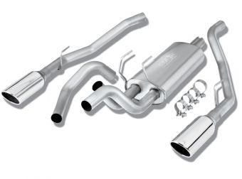 Borla Stainless Steel Cat Back Exhaust S-TYPE - 2009-2016 Dodge Ram