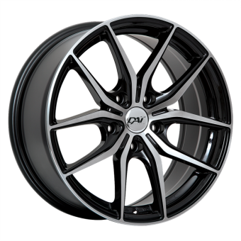 ARC WHEELS 17x7.5 +41MM (GLOSS BLACK) - 2013+ FR-S / BRZ