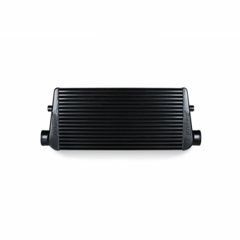 "Kraftwerks Universal Intercooler 31x12x4 - 3"" In/Out - Black"