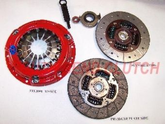 South Bend Clutch Stage 2 Hybrid Endurance (350 ft/lbs) - 2013+ FR-S / BRZ / 86