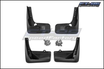 Toyota OEM Mud Guards - 2013+ FR-S / BRZ / 86