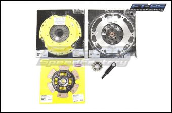 ACT 6 Puck Clutch Kit (Normal FW) - 2013+ FR-S / BRZ