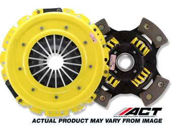 ACT 4 Puck Clutch Kit (Normal FW) - 2013+ FR-S / BRZ