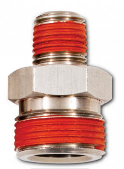 Griots Garage Stainless Steel Threaded Direct Adapter