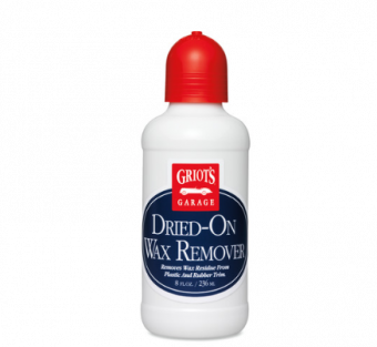 Griots Garage Dried-On Wax Remover - 8oz