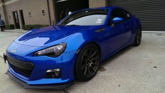 HT AUTOS FULL BODY KIT - 2013+ BRZ