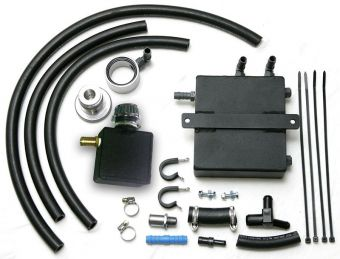 AVO Turboworld Dual Breather Tank Kit (F/I) - 2013+ FR-S / BRZ
