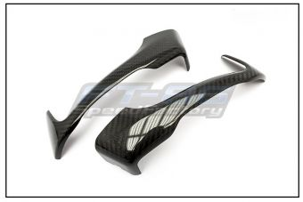 OLM Dry Carbon Fiber Interior Door Handle Covers - 2013+ FR-S / BRZ