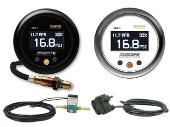 Innovate Wideband AFR & Boost Controler w/ Digital Display - Universal