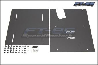 Verus / Transmission Tunnel Aero Cover - 2013+ FR-S / BRZ