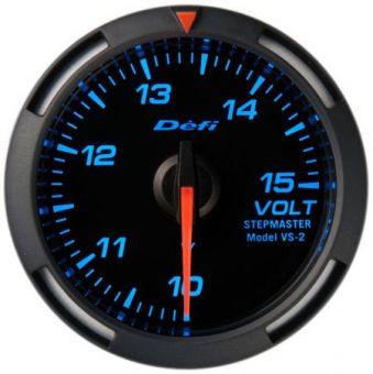 Defi 52mm Racer Series Gauges (Water or Oil Temperature) - Universal