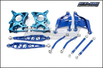 Wisefab Rear Suspension Kit - 2013+ FR-S / BRZ / 86