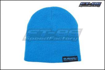 "Subaru Rally Team USA 8"" Blue Knit Beanie - Universal"
