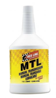 Red Line MTL 75W80 GL-4 Gear Oil - Universal