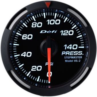 Defi 52mm Racer Series Gauges (Fuel or Oil Pressure) - Universal